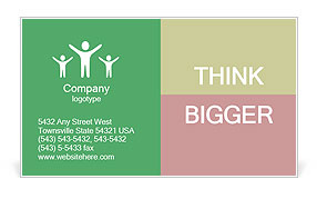 0000060494 Business Card Template
