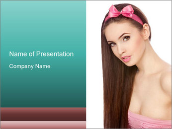 0000060502 PowerPoint Template - Slide 1