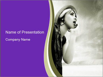 0000060509 PowerPoint Template - Slide 1