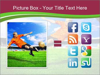 0000060511 PowerPoint Template - Slide 21