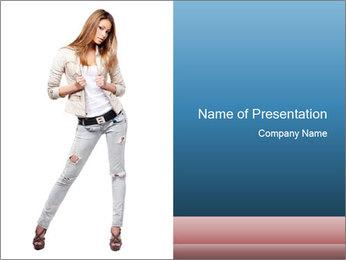 0000060570 PowerPoint Template - Slide 1