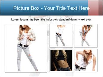 0000060570 PowerPoint Template - Slide 19