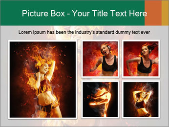 0000060585 PowerPoint Template - Slide 19
