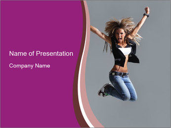 0000060598 PowerPoint Template - Slide 1