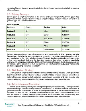 0000060601 Word Template - Page 9