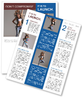 0000060602 Newsletter Template