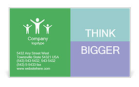 0000060609 Business Card Templates