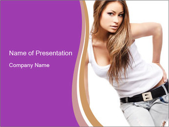 0000060635 PowerPoint Template - Slide 1