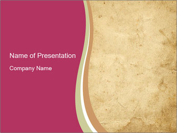 0000060642 PowerPoint Template - Slide 1