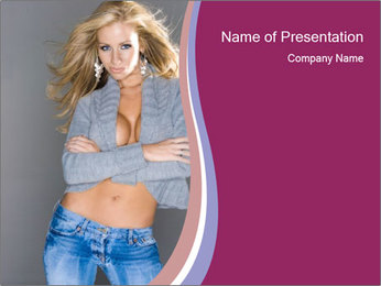 0000060654 PowerPoint Template - Slide 1