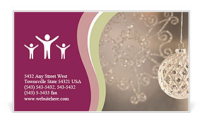 0000060678 Business Card Template