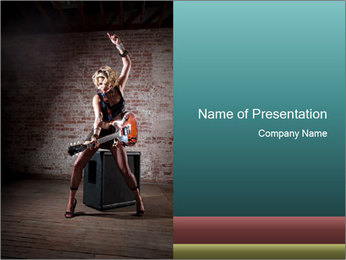 0000060690 PowerPoint Templates - Slide 1