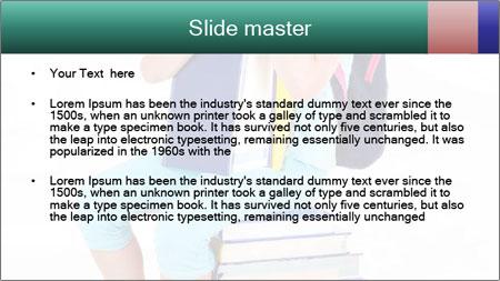 0000060741 PowerPoint Template - Slide 2