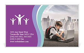 0000060751 Business Card Template