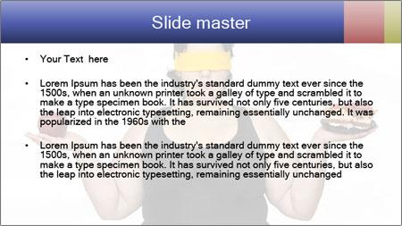 0000060756 PowerPoint Template - Slide 2