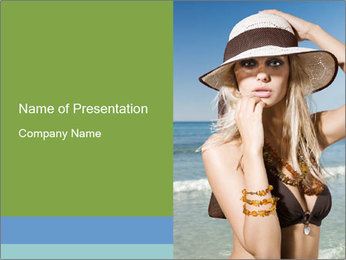 0000060768 PowerPoint Templates - Slide 1
