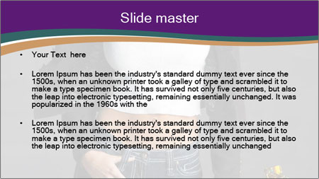 0000060772 PowerPoint Template - Slide 2