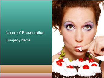 0000060796 PowerPoint Template - Slide 1