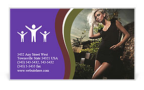 0000060802 Business Card Template
