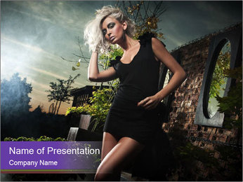 0000060802 PowerPoint Template - Slide 1