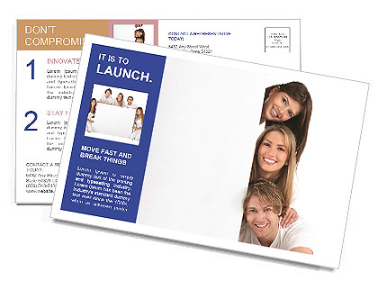 0000060804 Postcard Template