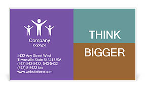 0000060809 Business Card Template