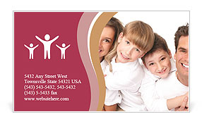 0000060814 Business Card Template