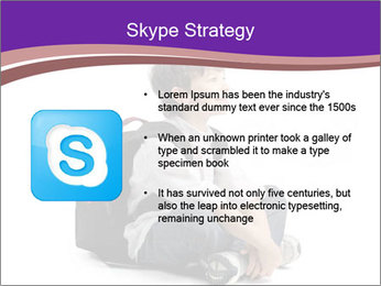 0000060819 PowerPoint Template - Slide 8