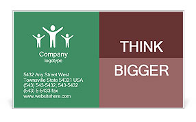 0000060825 Business Card Template