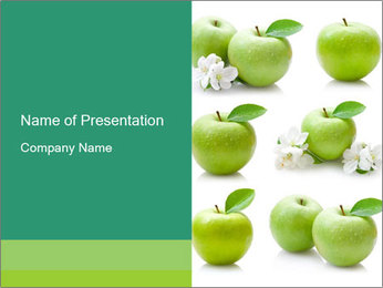 0000060843 PowerPoint Template - Slide 1