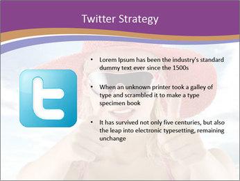 0000060845 PowerPoint Template - Slide 9