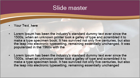 0000060847 PowerPoint Template - Slide 2