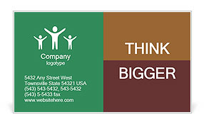 0000060862 Business Card Template