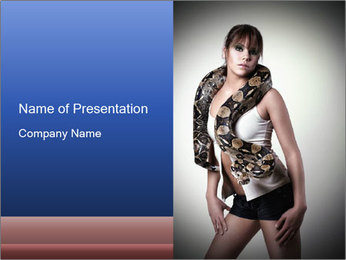 0000060873 PowerPoint Template - Slide 1
