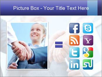 0000060876 PowerPoint Template - Slide 21