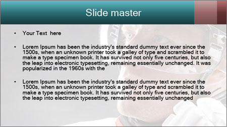 0000060887 PowerPoint Template - Slide 2