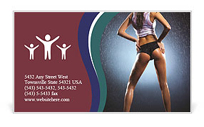 0000060911 Business Card Template