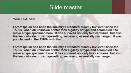 0000060912 PowerPoint Template - Slide 2