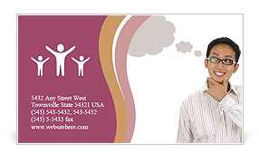 0000060913 Business Card Template