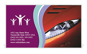 0000060942 Business Card Template