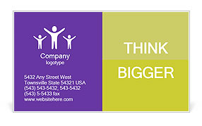 0000060959 Business Card Template