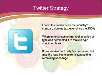 0000060960 PowerPoint Template - Slide 9