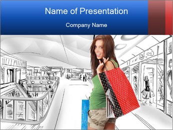 0000060965 PowerPoint Template - Slide 1