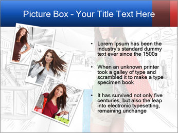 0000060965 PowerPoint Template - Slide 17