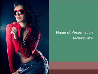 0000060973 PowerPoint Template - Slide 1