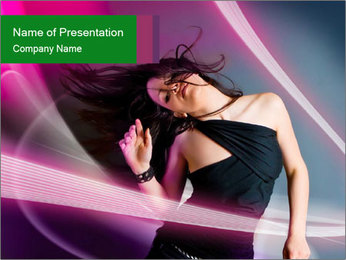 0000060980 PowerPoint Template - Slide 1