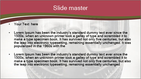 0000060982 PowerPoint Template - Slide 2