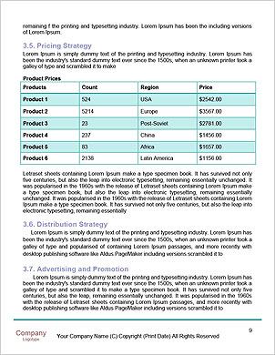 0000061010 Word Template - Page 9