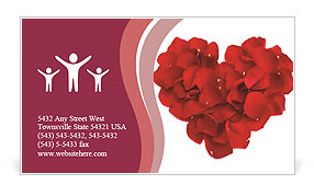 0000061011 Business Card Template