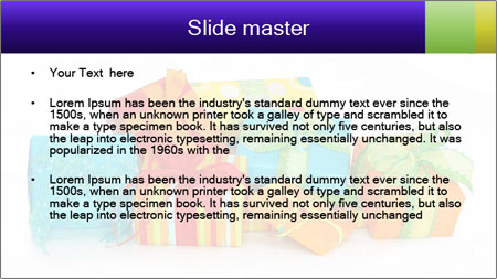 0000061013 PowerPoint Template - Slide 2